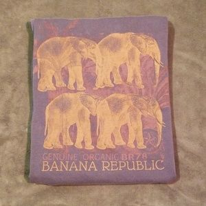 Banana Republic Organic Cotton SS